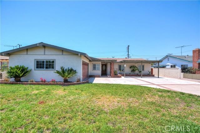 607 Fann Place, Anaheim, CA, 92804