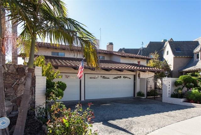 Single Family Home for Rent at 16741 Carousel Lane Huntington Beach, California 92649 United States