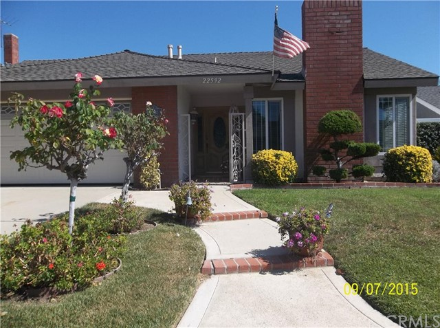 Single Family Home for Sale at 22592 Marylhurst St Lake Forest, California 92630 United States