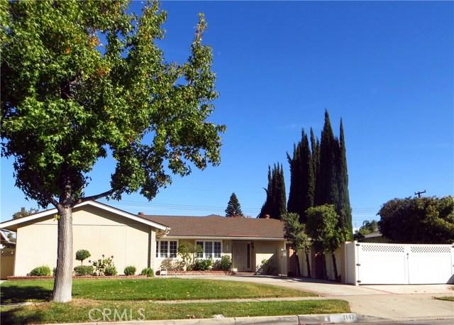 1147 Chestnut Avenue, Orange, CA, 92867