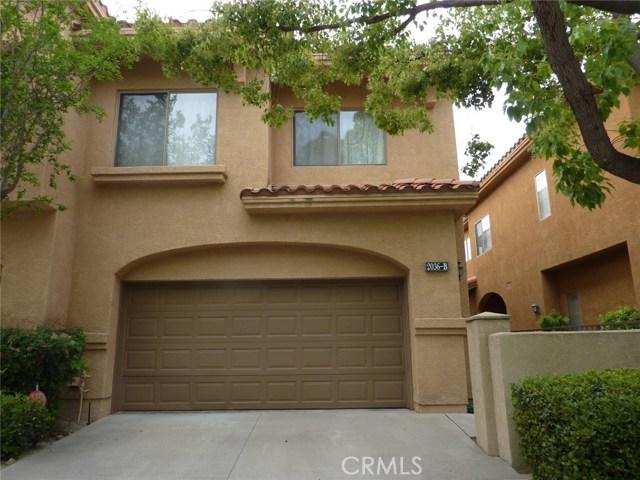 2036 Villa Del Lago Drive Unit B, Chino Hills CA 91709