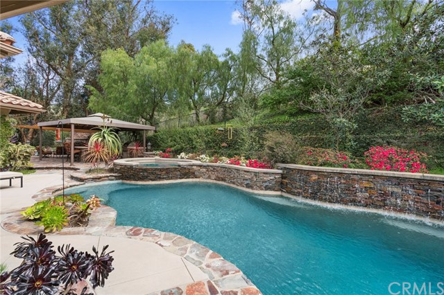 One of Gated Anaheim Hills Homes for Sale at 530 S Falling Star Drive