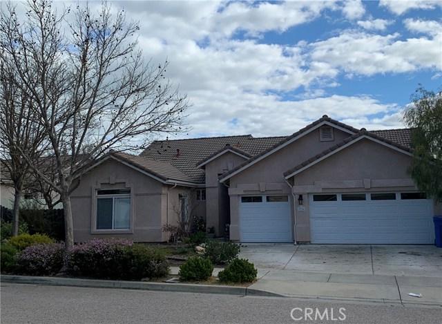 774  Oxen Street, Paso Robles in San Luis Obispo County, CA 93446 Home for Sale