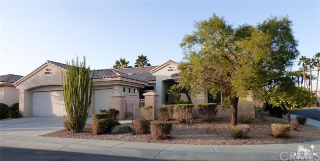 Photo of home for sale at 38479 Clear Sky Way, Palm Desert CA