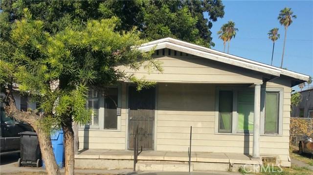 5512 Van ness Los Angeles, CA 90062 - MLS #: IV17139149