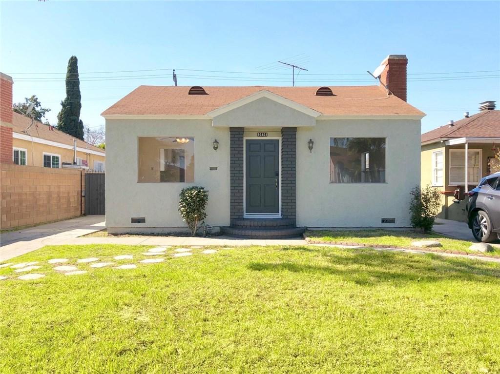 10101 Orange Avenue, South Gate, California 90280, 2 Bedrooms Bedrooms, ,1 BathroomBathrooms,Residential,For Sale,Orange,DW19133152
