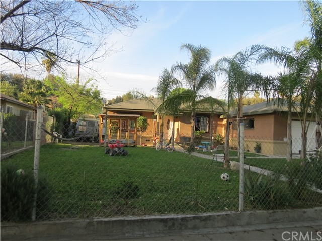 Single Family Home for Sale at 1556 W Evans St San Bernardino, California 92411 United States