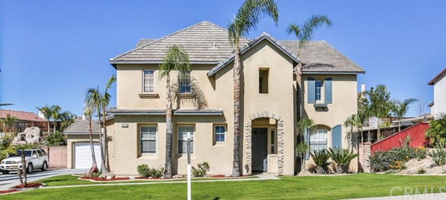Single Family Home for Sale at 8860 Windmill Place Riverside, California 92508 United States