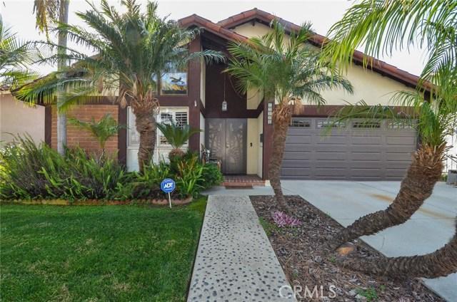 Single Family Home for Sale at 13816 Acoro Street 13816 Acoro Street Cerritos, California 90703 United States