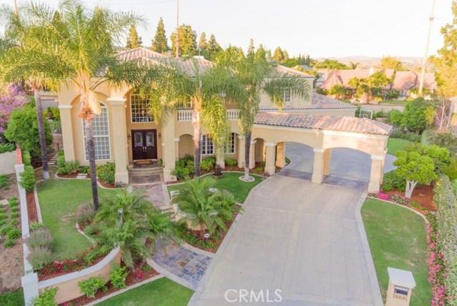 Single Family Home for Sale at 10081 Sycamore Circle Villa Park, California 92861 United States