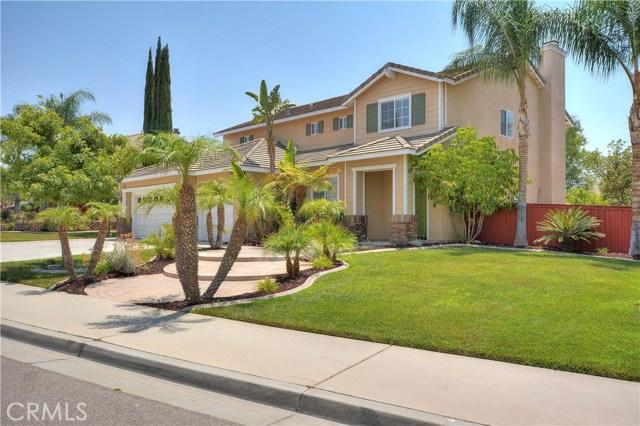 8327 Sunshine Lane Riverside, CA 92508 - MLS #: IV17163728