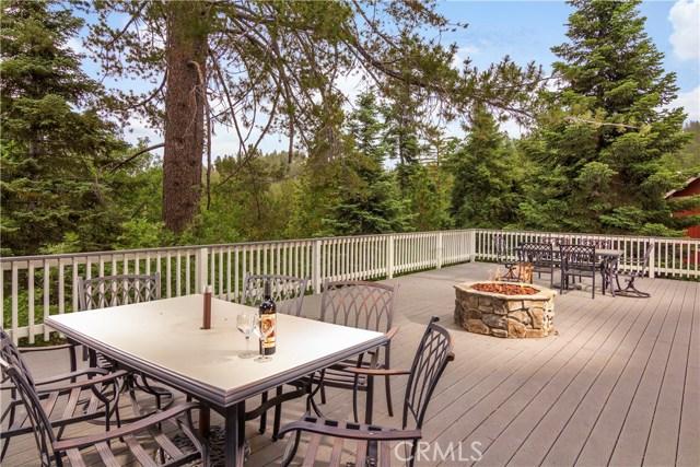 26946 Huron Road Lake Arrowhead, CA 92352 - MLS #: EV18166423