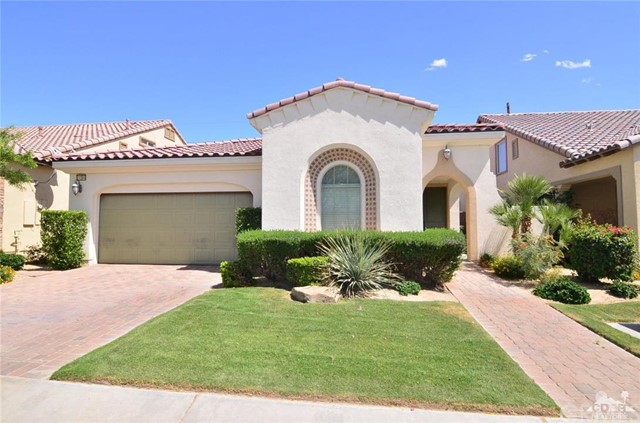 Photo of home for sale at 51304 Mystic Tyme Drive, Indio CA