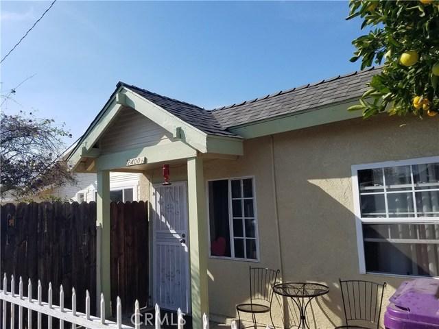 2400 Pasadena Avenue Long Beach, CA 90806 - MLS #: PW17214941