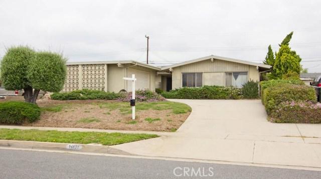 14831 Tacuba Drive, La Mirada, CA, 90638
