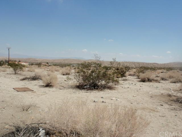 Single Family for Sale at 0 Sunset Drive 29 Palms, California 92277 United States