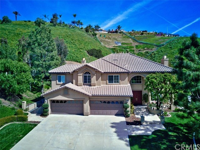 Single Family Home for Sale at 5420 Kodiak Mountain Drive Yorba Linda, California 92887 United States
