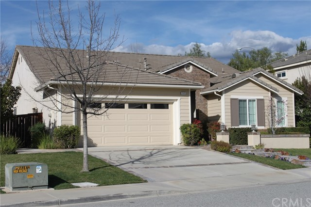 1593 Mountain View Trail Beaumont, CA 92223 is listed for sale as MLS Listing EV17031007