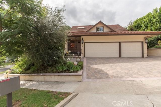 1040 La Senda Drive, Fullerton, CA, 92835