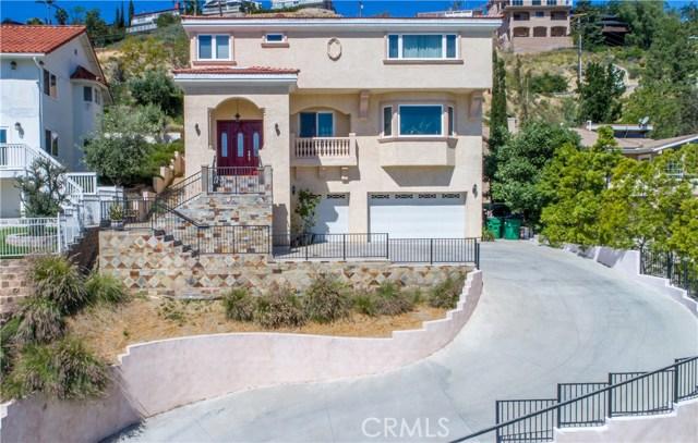 Single Family Home for Sale at 12561 Circula Panorama Santa Ana, California 92705 United States