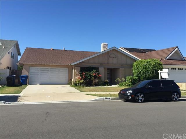 Single Family Home for Sale at 8681 Saint Andrews St Westminster, California 92683 United States