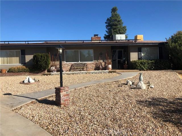 16488 Desert Knoll Drive Victorville CA 92395
