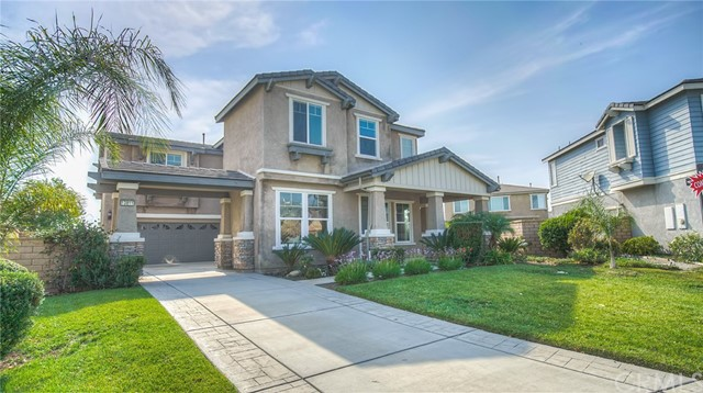 13811 Hummingbird Way , CA 91739 is listed for sale as MLS Listing CV17241847