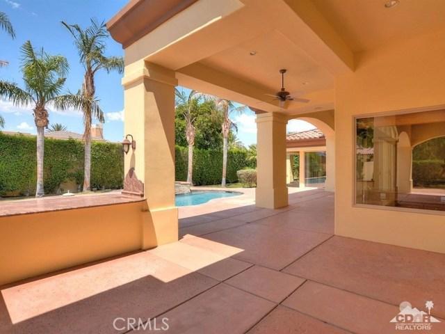 16 Villaggio Place Rancho Mirage, CA 92270 - MLS #: 217018710DA