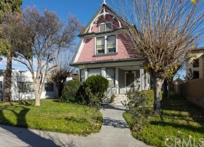 Single Family Home for Sale at 120 East E Street Colton, California 92324 United States