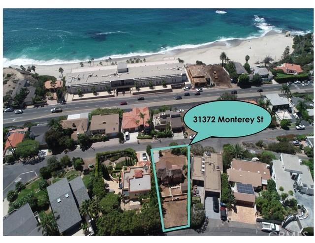 31372 Monterey Street  Laguna Beach CA 92651