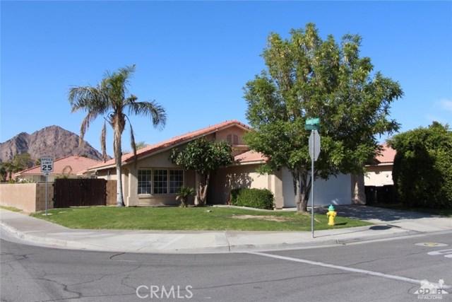 78240 Winter Cove Court La Quinta, CA 92253 - MLS #: 218006828DA