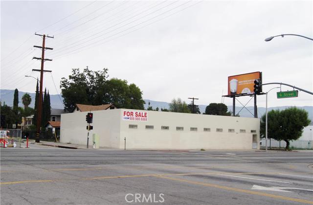 Single Family for Sale at 694 Baseline Street W San Bernardino, California 92410 United States