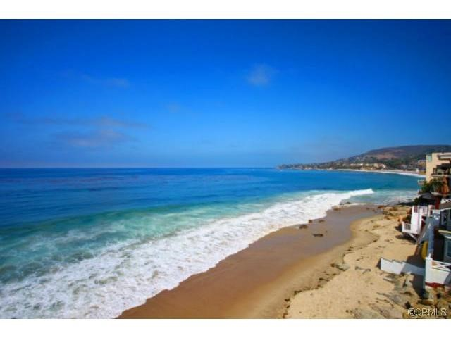 Single Family Home for Rent at 715 Ocean Front Laguna Beach, California 92651 United States