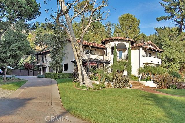 Single Family Home for Sale at 909 Norumbega Drive Monrovia, California 91016 United States