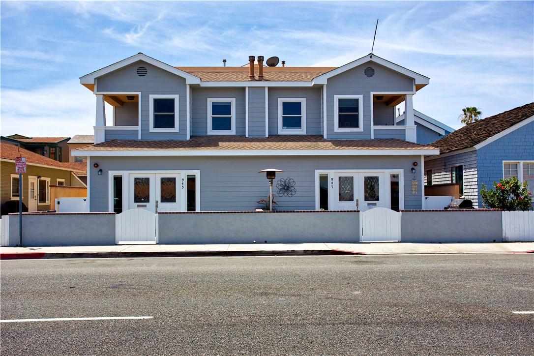945 Balboa Boulevard, Newport Beach, CA, 92661