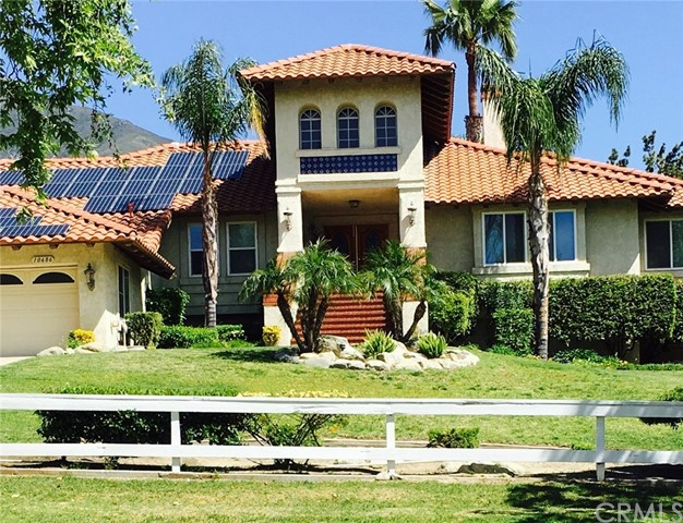Single Family Home for Sale at 10686 Deer Canyon Drive Alta Loma, California 91737 United States