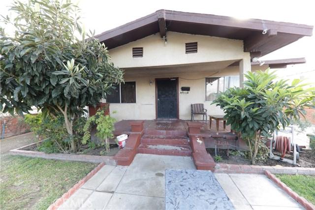 Casa Unifamiliar por un Venta en 6305 Orchard Avenue Bell, California 90201 Estados Unidos