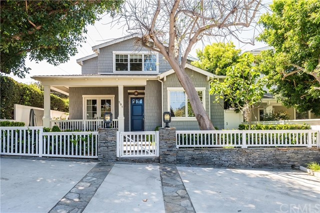 598  33rd Street, Manhattan Beach in Los Angeles County, CA 90266 Home for Sale