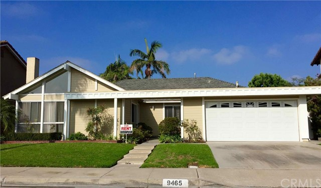 Single Family Home for Rent at 9465 Cambridge Street Cypress, California 90630 United States