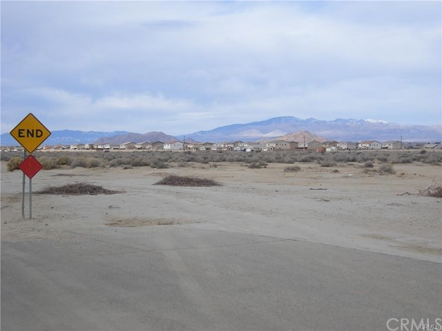 0 Holiday Rosamond, CA 0 - MLS #: WS18195313