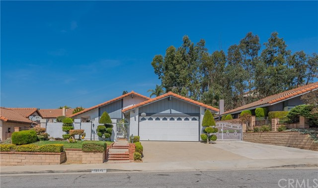 18849  Sutter Creek Drive, Walnut in Los Angeles County, CA 91789 Home for Sale