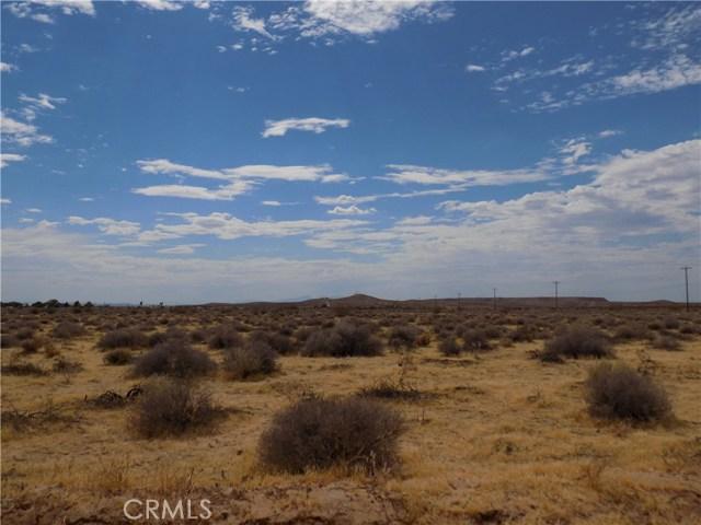Land for Sale at Boron Frontage Road Boron, California United States