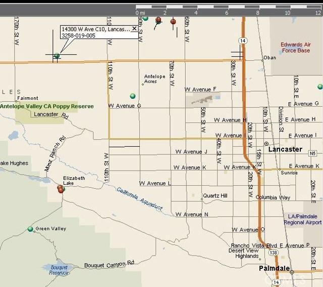 14300 W Ave C10 Fairmont, CA 93536 - MLS #: DW17014173