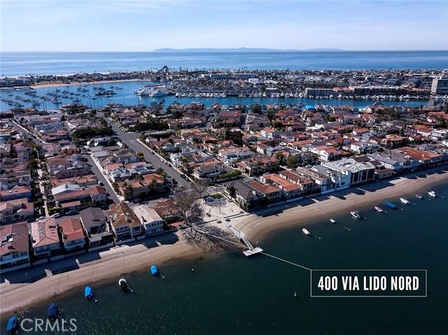 400 Via Lido Nord, Newport Beach, CA, 92663