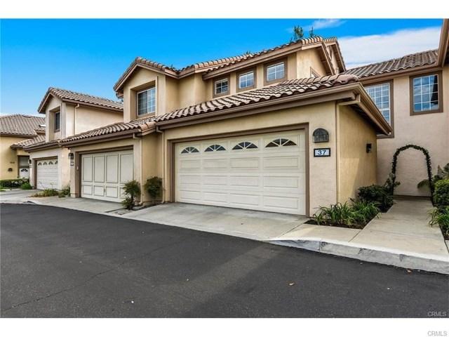 37 Meadowbrook Aliso Viejo, CA 92656 - MLS #: OC18212734