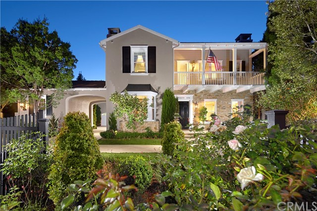 Single Family Home for Sale at 21 Boardwalk Newport Beach, California 92660 United States