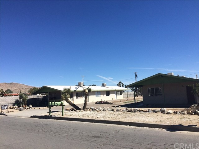 7389 Bannock Trail Yucca Valley, CA 92284 is listed for sale as MLS Listing DW16740609