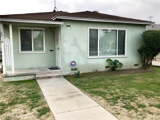 2916 E Thompson St, Long Beach, CA 90805 Photo 0
