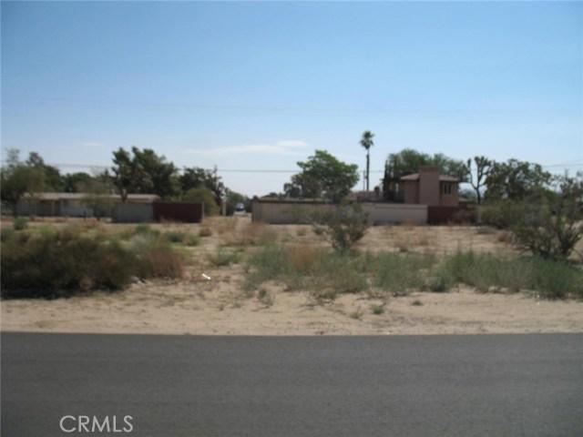 0 Camarilla Avenue Yucca Valley, CA 92284 - MLS #: EV18218867