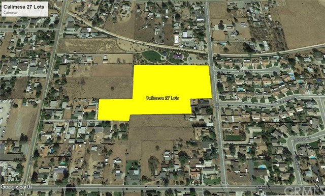 Land for Sale at 897 4th Calimesa, California United States